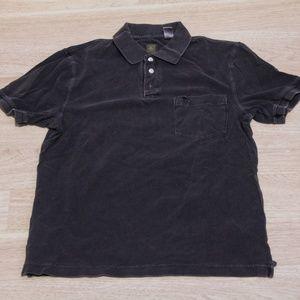 Penguin Bakersfield Men's Polo Shirt Medium Black